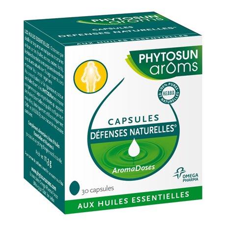 AROMADOSE DEFENSE NATURELLE Phytosun Arom 30 capsules