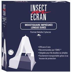INSECT ECRAN Moustiquaire anti-moustique imprégnée 2 places Ad
