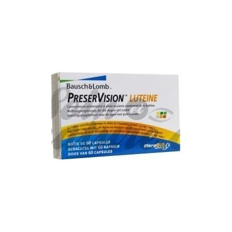 PRESERVISION Lutéine 60 capsules