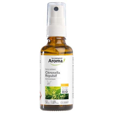 LE COMPTOIR AROMA CITRONELLA Spray anti-moustique 50ml