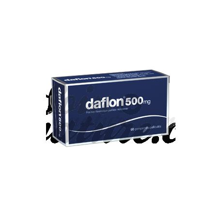 Bewegingsstoornissen DAFLON 500 mg 60 capsules