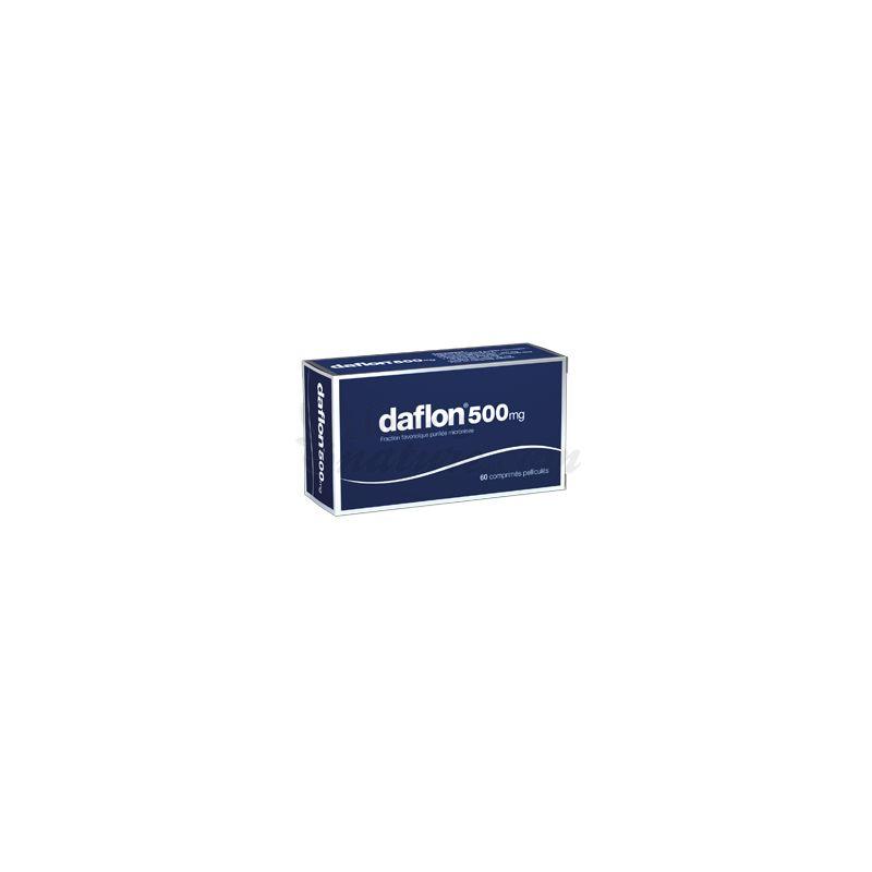 Daflon 500 MG 60 CAPSULAS TRASTORNOS DEL MOVIMIENTO venta