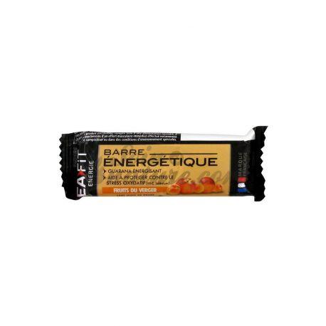 EAFIT ENERGIE BARRE ENERGETIQUE FRUITS DU VERGER 30G
