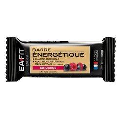 EAFIT ENERGIE BARRE ENERGETIQUE FRUITS ROUGES 30G