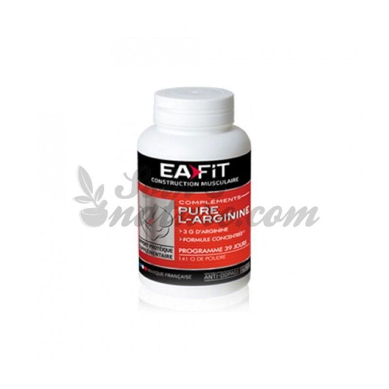 EAFIT PURE venda 141g ARGININA na nossa farmácia bio