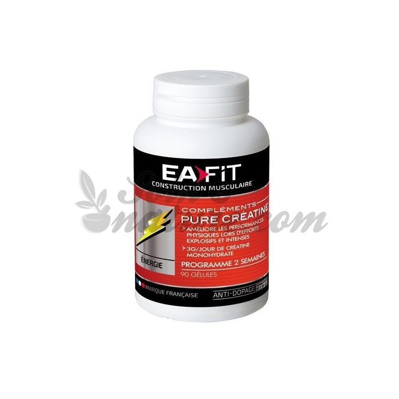 EAFIT PURE CREATINE 90 capsules for sale in our organic