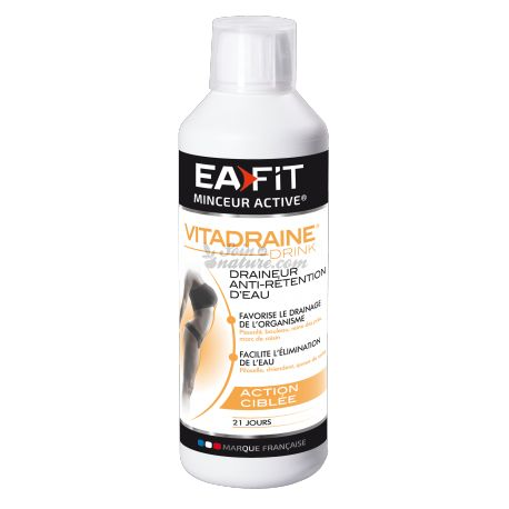 EAFIT VITADRAINE DRINK RED FRUITS 500ML for sale in our