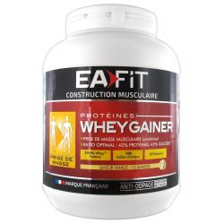 EAFIT WHEY GAINER VANILLE 750G