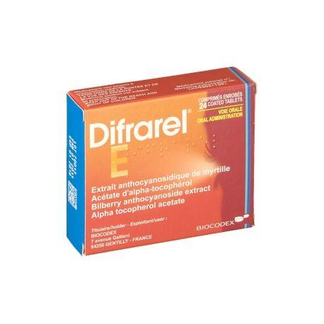 DIFRAREL I CPR 24
