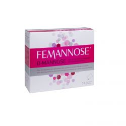 FEMANNOSE D-MANOSE prévention cystite 14 SACHETS