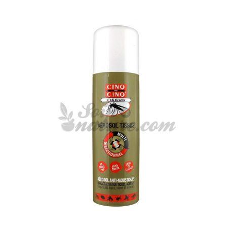 Cinq sur cinq Spray aérosol Tissus anti moustique 150ml