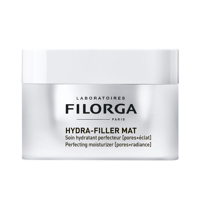 achetez filorga hydra filler mat gel cr me hydratant 50ml en pharmacie. Black Bedroom Furniture Sets. Home Design Ideas