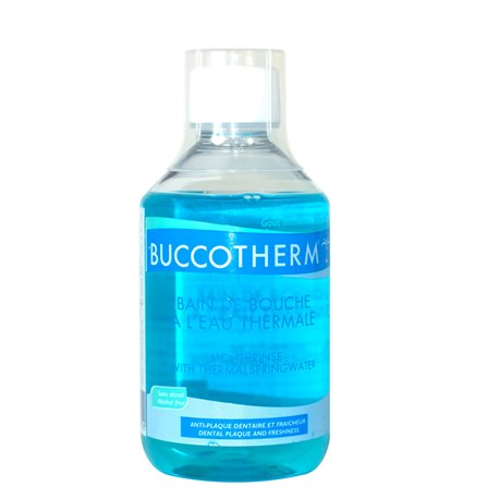 buccotherm mouthwash alcohol free thermal water. Black Bedroom Furniture Sets. Home Design Ideas
