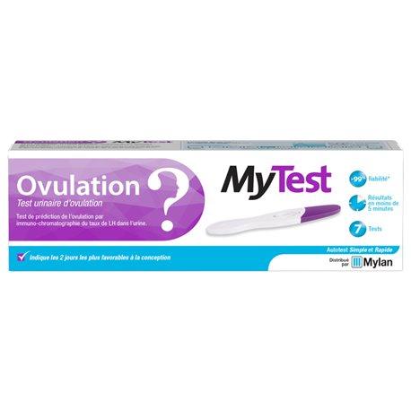 MyTest 7 Ovulationstest Mylan