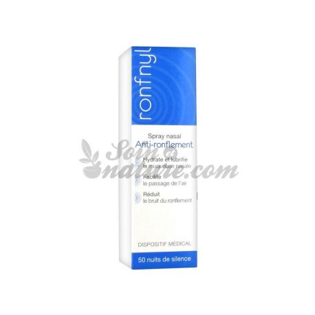 RONFNYL Spray nasal anti-ronflement
