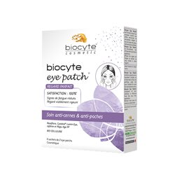 BIOCYTE EYE PATCH soin anti-cernes et anti-poches