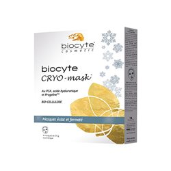 BIOCYTE Cosmetic MASK CRYO Masque éclat fermeté