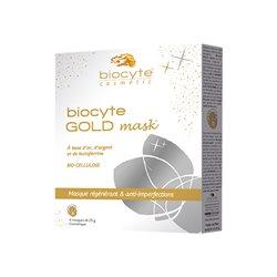 BIOCYTE MASK GOLD Masque régénérant anti-imperfection