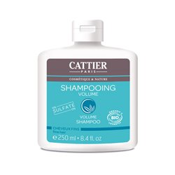 CATTIER SHAMPOOING VOLUME sans SULFATE 250ML