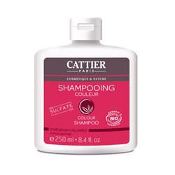 CATTIER SHAMPOING COULEUR 0% SULFATE 250ML