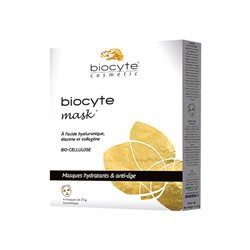 BIOCYTE MASK Masque hydratant visage Acide hyaluronique