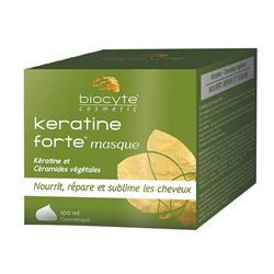 KERATINE FORTE Masque capillaire Cheveux fort 100ml