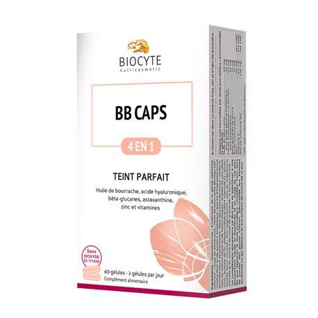 biocyte BB CAPS Teint parfait 30 Capsules
