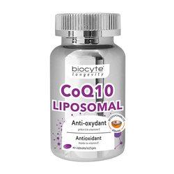 BIOCYTE LONGÉVITY Coenzyme Q10 40 Capsules