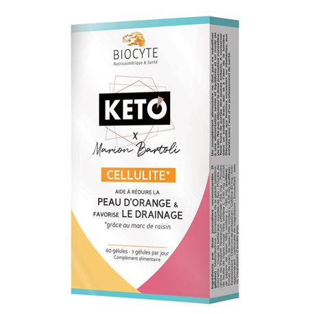cellulipill biocyte drainage huid glad 60 capsules. Black Bedroom Furniture Sets. Home Design Ideas