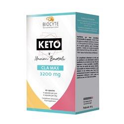 CLA MAX Biocytes Séchage intensif 60 Capsules