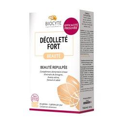 BIOCYTE Décolleté fort Beauté repulpée 60 Gélules