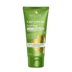 KERATINE FORTE Baume après shampoing Répare & démêle les cheveux