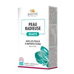 PEAU RADIEUSE Biocyte Peaux à imperfections 60 Gélules