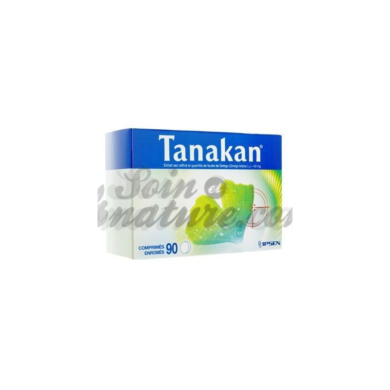 Tanakan Ginkgo biloba 90 CAPSULES IPSEN PHARMA sale in our