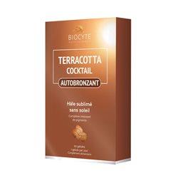 TERRACOTTA COCKTAIL AUTOBRONZANT Biocyte 30 Comprimés