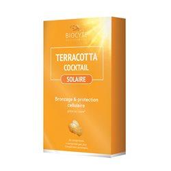 Biocyte TERRACOTTA COCKTAIL Solaire Mélanine 30 Comprimés
