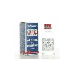 Ricqlès Alcool de menthe malaise, mal des transports 5CL