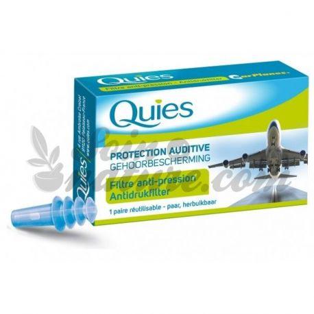 QUIES Ohr-Stecker-AIR Erwachsene 1 PAIR