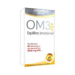 OM3 Équilibre émotionnel Oméga3 60 CAPSULES