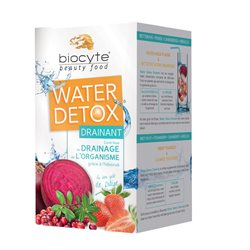 WATER DETOX DRAINANT Beauty-food by Biocyte
