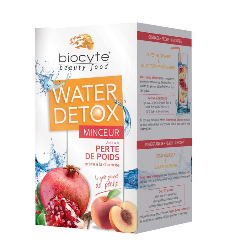 WATER DETOX MINCEUR Beauty-food by Biocyte en vente dans