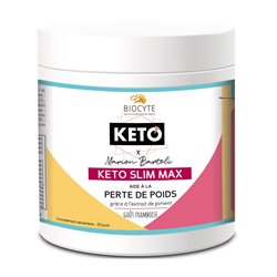 KETOSLIM MAX Thermogenic Biocyte Ultra thermogénique Pot 280g