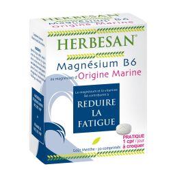 HERBESAN MAGNESIUM MARIN B6 30 CPR