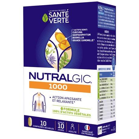 Verd Salut Nutralgic 10 Càpsules