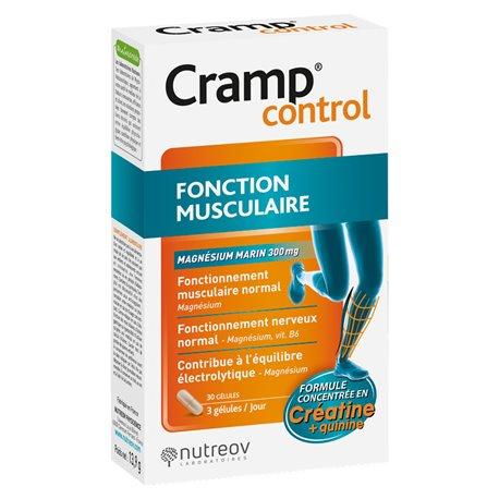 CRAMP CONTROL 30 gélules NUTREOV