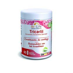 Be-Life BIOLIFE TRICARTIL Glucosamine Chondroïtine MSM 60/120 gélules