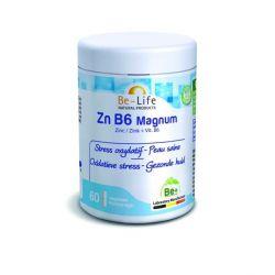 Be-Life BIOLIFE Zn B6 MAGNUM 60 gélules