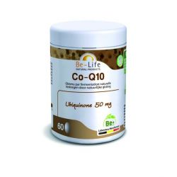 Be-Life BIOLIFE CoQ10 Coenzyme Q10 50MG 60/180 capsules