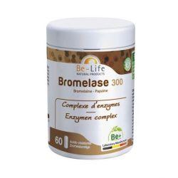 Be-Life BIOLIFE BROMELASE 300 60 gélules