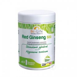 Be-Life BIOLIFE RED GINSENG 500 BIO 45 gélules